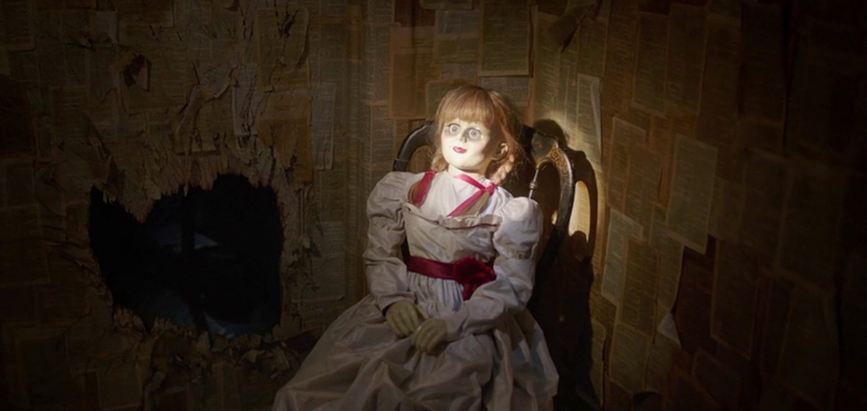 ¿Existe la muñeca Anabelle_