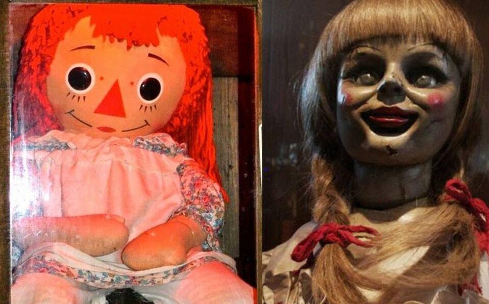 Fotos de la muñeca anabelle