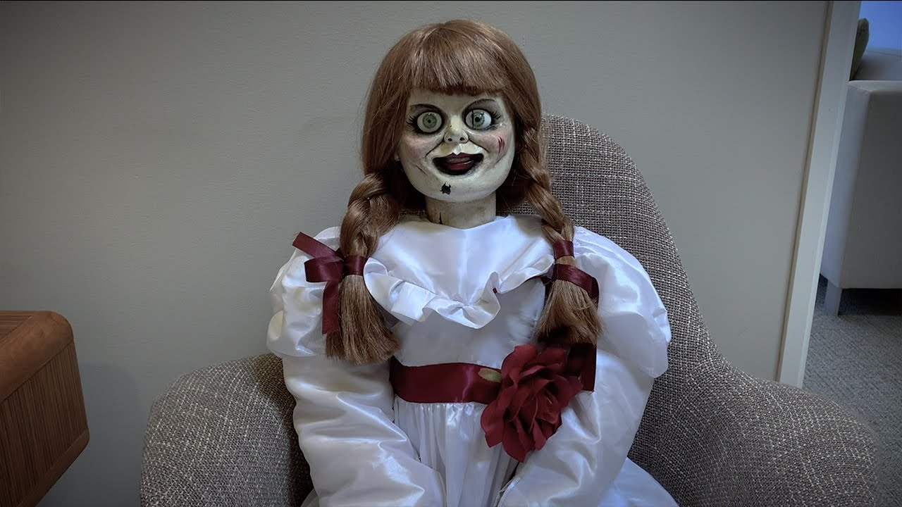 Muñeca real Anabelle