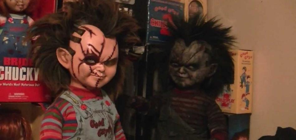 Muñeco diabólico Chucky