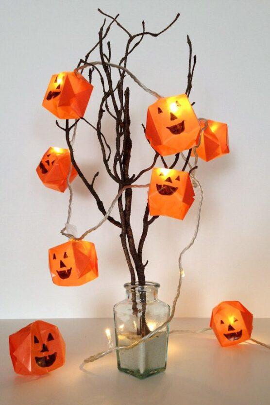 calabazas caseras para halloween