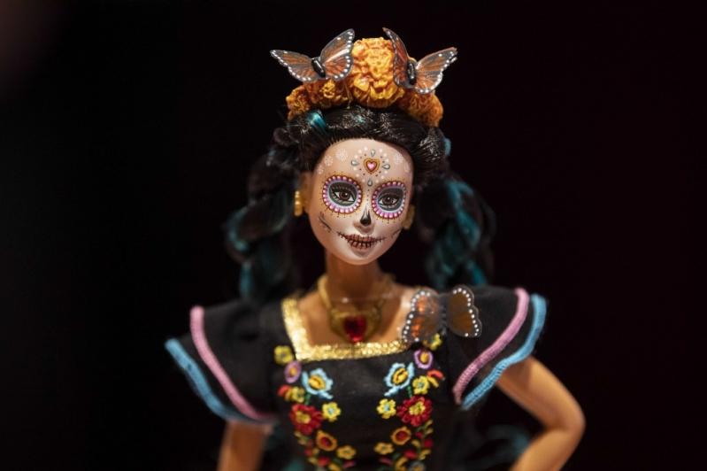 catrina muñeca