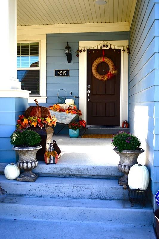 decoracion halloween puertas y ventanas