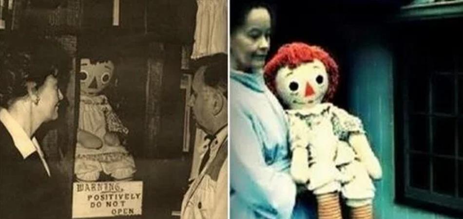 muñeca annabelle museo warren