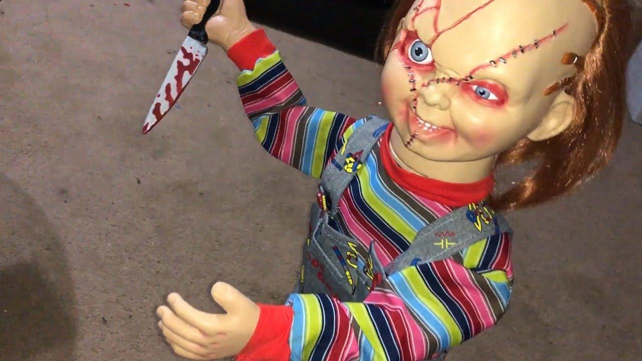 muñeco real el chucky