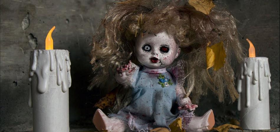 muñecos de terror de coleccion