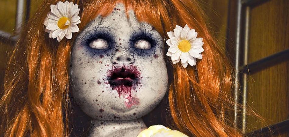 venta de muñecos de terror