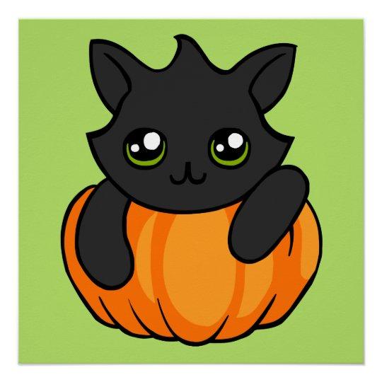 dibujar kawaii halloween